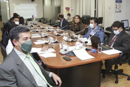 Comisión de Biodiversidad revisará veto parcial a las reformas al Código de Ambiente y al Cootad