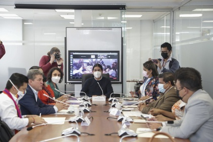 """Comisión de Garantías Constitucionales convocará al Presidente Guillermo Lasso sobre el caso """"Pandora Papers"""""""