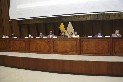 Crisis carcelaria e inseguridad ciudadana serán abordadas con AME, investigadores y experto en Derecho Penal y seguridad