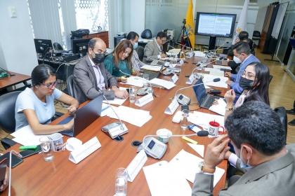Comisión de Biodiversidad analiza la objeción parcial a las reformas al Código del Ambiente y al COOTAD