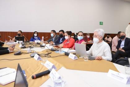 Comisión avanza en la construcción del Copinna con el aporte de organizaciones sociales