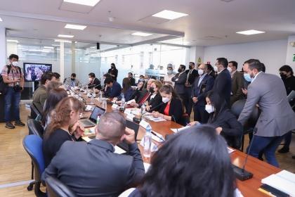 Gobierno espera en diciembre arrancar con el proceso de rehabilitación del ferrocarril del Ecuador