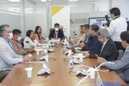 Comisión de Gobiernos Autónomos tratará proyectos sobre ordenamiento territorial