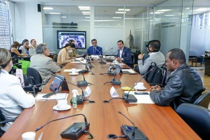 Comisión avanza en la construcción del proyecto de ley para regular el lobby y conflictos de interés
