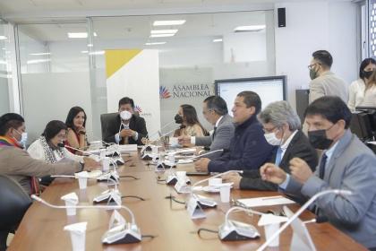Desalojos en Guayaquil, tema de análisis en la Comisión de Gobiernos Autónomos