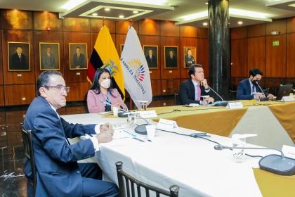 Ministerio del Ambiente contrario a que el Presidente del Consejo de Gobierno de Galápagos sea electo con el voto popular