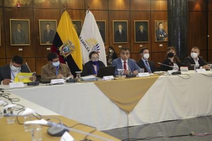 Cárceles del país serán fiscalizadas desde territorio por la Comisión de Soberanía y Seguridad Integral