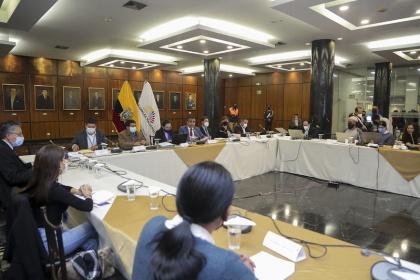Organizaciones sociales exponen la situación del sistema penitenciario en el Ecuador
