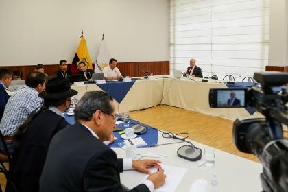 Este martes Fiscalización aprobará informe sobre interpelación al exministro de Energía, René Ortiz