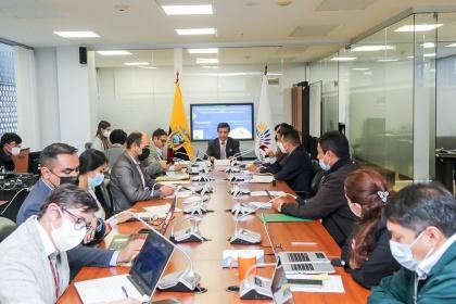 Comisión de Biodiversidad solicitará prórroga de 60 días para presentar el informe del proyecto de reformas a la Ley de Minería
