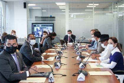 Comisión fiscaliza proceso de liquidación de Empresa de Ferrocarriles del Ecuador