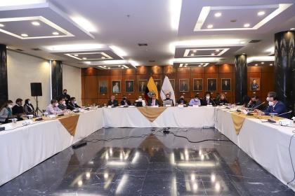 Corte de Justicia, Fiscalía y Consejo de la Judicatura se pronuncian sobre inseguridad y crisis penitenciaria