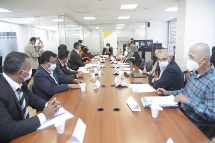 La Comisión de Gobiernos Autónomos recibe propuestas de parroquialización, cantonización y reformas al Cootad