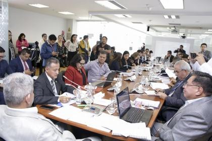 Ministro de Trabajo comparecerá en Biodiversidad para explicar sobre empleo preferente