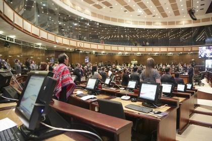 sesión del Pleno 539, resolución para declarar el 14 de spetimebre día del agua