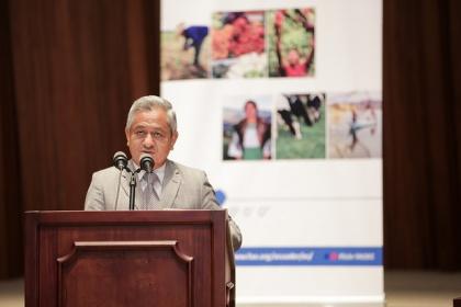 Frente Parlamentario impulsó leyes y actividades para erradicar el hambre