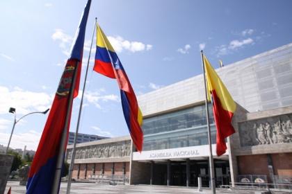 Asamblea Nacional. Foto - Archivo