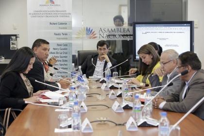 Comisión debatirá Legalización de Tierras y Límites entre Esmeraldas e Imbabura