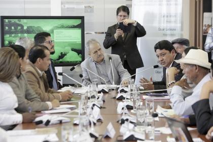 Comisión de Biodiversidad y Recursos Naturales. Foto Archivo