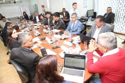Comisión de Biodiversidad analizará pedido para que comparezca Ministra de Salud n de directora de hospital en Orellana