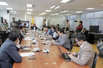 Viceministro de Senplades destaca importancia de planificación integral para Amazonía