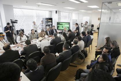Parlamentarios recibirán en Sucumbíos aportes a Ley Especial Amazónica