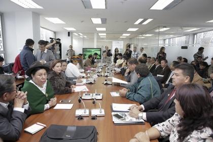 La Comisión de Biodiversidad analizará la objeción al proyecto de Ley.