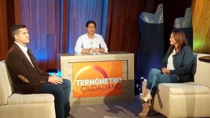 Violencia contra menores, educación y trabajo, temas tratados enTermómetro Ciudadano