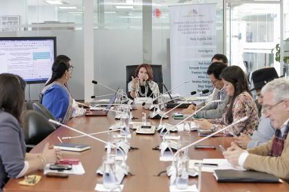 Relaciones Internacionales debate sobre Sistema Especializado de Investigación