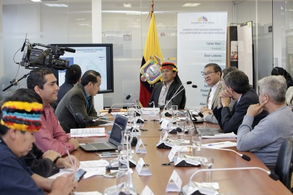 Comisión de Biodiversidad, Ley Especial Amazónica,