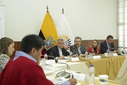 Colegio de Economistas de Pichincha pide eliminar el ISD