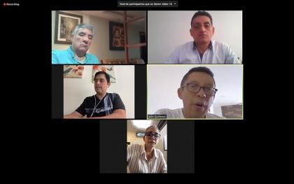 Grupo Interparlamentario de Amistad con China apoya a exportadores ecuatorianos de camarón