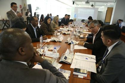 Comisión de Derechos Colectivos inicia análisis del informe sobre reformas a Ley de Comunicación