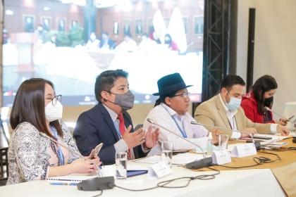 Comité de Ética rechazó pedido de recusación contra tres asambleístas