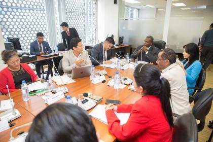 Comisión de Derechos Colectivos alista informe sobre reforma a la Ley de Comunicación