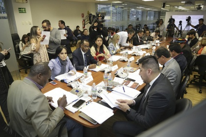 Comisión de Derechos Colectivos, informe para segundo debate, Reformas a la Ley de Comunicación