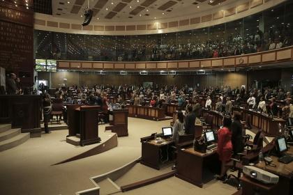 Pleno conformó las 12 comisiones especializadas permanentes y la de Fiscalización