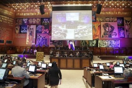 Asamblea declara el 15 de septiembre como Día Nacional de la Democracia