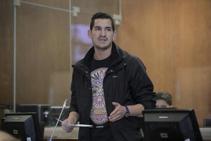 Diego Vintimilla llama a aprobar ley para prevenir la violencia contra las mujeres