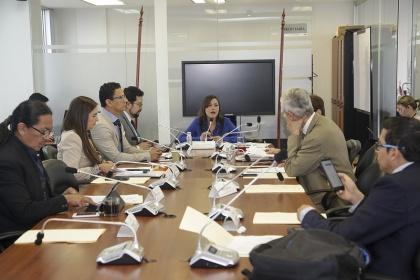 Comisión de Biodiversidad convocará a funcionarios del Ambiente, del Agua y de la Central Manduriacu