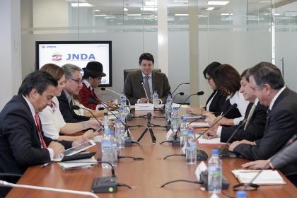 Comisión de Desarrollo Económico. Foto - Archivo