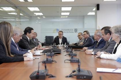 Comisión de Educación, Cultura, Ciencia y Tecnología. Foto - Archivo