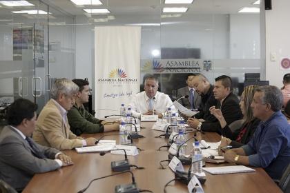 Comisión de Educación y Cultura. Foto - Archivo