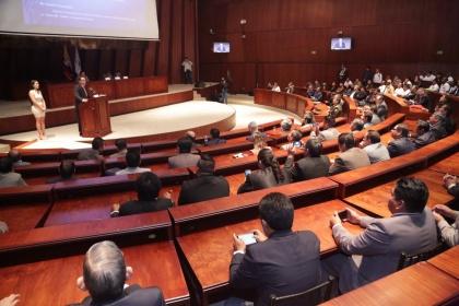 El ser humano eje principal de las  reformas a la Ley de Tránsito: Fafo Gavilánez