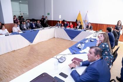 Comisión de Fiscalización, juicio político, ministra Romo,