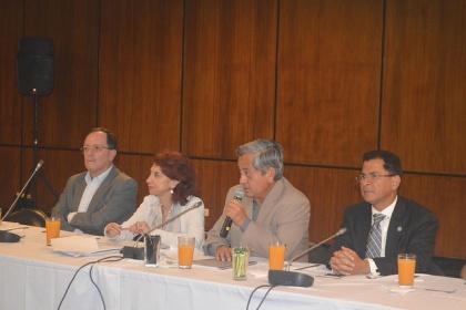 Frente Parlamentario Ecuador Sin Hambre informará sobre gestión 2013-2017