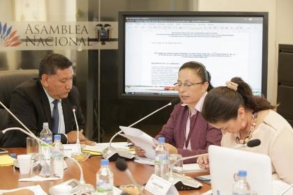 Comisión analiza mecanismos para incentivar Economía Popular y Solidaria
