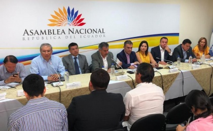 En Manta y Guayaquil se socializaron proyectos sobre microtráfico y vivienda social