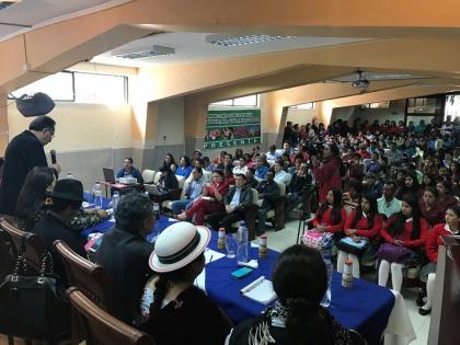 Miguel Carvajal: en diciembre se desarrollará mesa de diálogo nacional sobre semillas