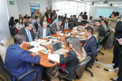 Régimen Económico tramita proyecto para prevenir actos de corrupción en la contratación pública y dismi